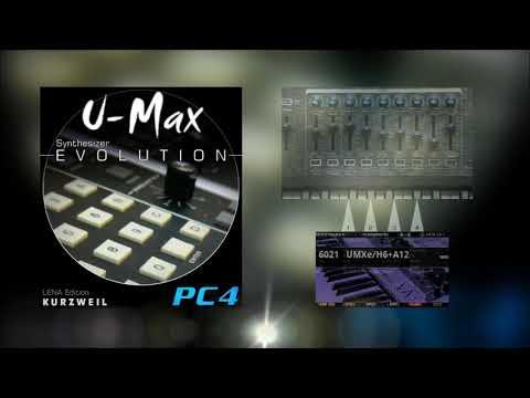 Kurzweil PC4 U-Max Evolution Teaser