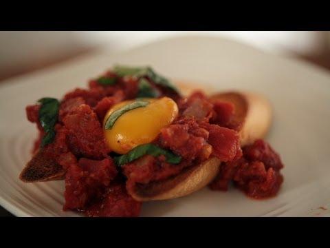 Eggs In Spicy Tomato Sauce Recipe   Kin Community