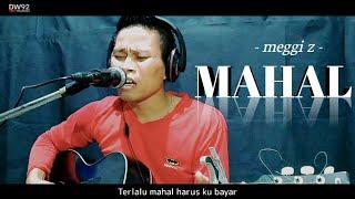 TERLALU MAHAL MEGGI Z COVER DADAN WIJAYA    LIVE COVER