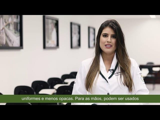 VIDEO CUIDADOS PARA MÃOS E UNHAS
