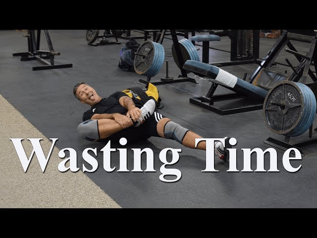 The Three Most Effective Ways to Waste Time in the Gym (Audio Only)