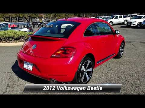 Used 2012 Volkswagen Beetle 2.0T Turbo PZEV, Somerville, NJ 6834A