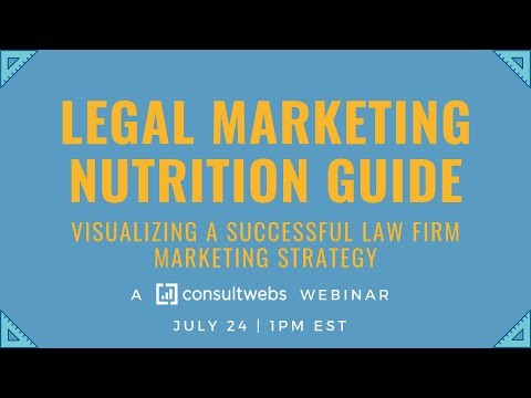 Visualizing A Successful Law Firm Marketing Strategy