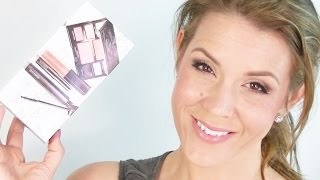 Easy Daytime Look w/ Laura Mercier Flawless Expressions Eye, Cheek & Lip Set Thumbnail