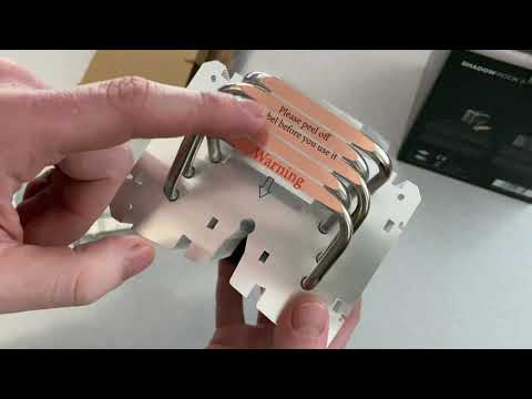 Кулер be quiet! Shadow Rock 3 Black (BK004)