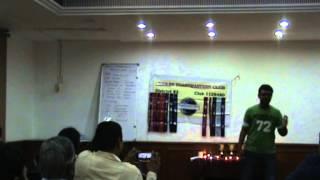 Meeting No. 264 - 18 Oct 2014 - Spk 4 Dileep
