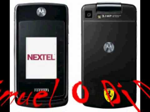 toque do nextel ferrari