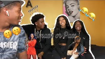 SMASH OR PASS ??(CELEBRITY, INSTAGRAM FAMOUS & YT EDITION) **HILARIOUS MUST WATCH**