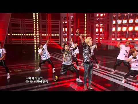 JJ Project - Bounce, 제이제이프로젝트 - 바운스, Music Core 20120609