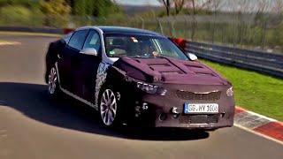 Testing The Kia Optima On The Nürburgring - Fifth Gear