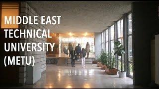 MIddle East Technical University (METU), Ankara thumbnail