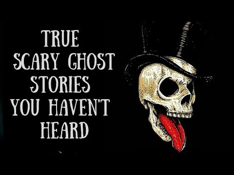 6 Scary True Ghost Stories (Haunted Pub, Ghost Cars, Military Ghost)
