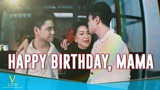 Video HAPPY BIRTHDAY MAMA #V-LOG download MP3, 3GP, MP4, WEBM, AVI, FLV Agustus 2018