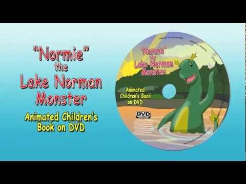 Lake Norman Monster - Animated Short Story on DVD