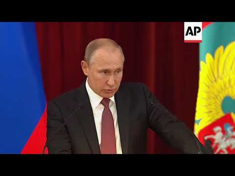 Putin comments on Russia-US relations following summit with Trump