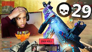 "the BEST ""M4A1"" CLASS SETUP in WARZONE! CRAZY 29 KILL GAMEPLAY! (Modern Warfare Warzone)"