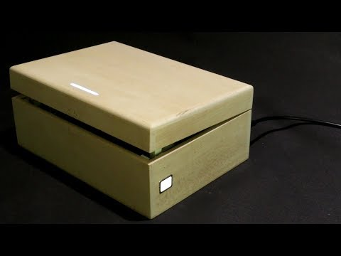 DIY Fingerprint Activated Secret Box