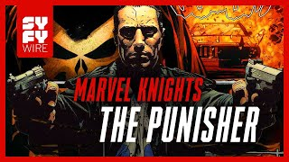 The Making Of Marvel Knights: The Punisher (Behind The Panel) | SYFY WIRE