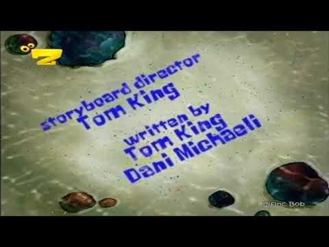 SpongeBob, The Slumber Party, Title Card (KURDISH)