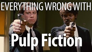 Everything Wrong With Pulp Fiction in 20 Minutes or Less