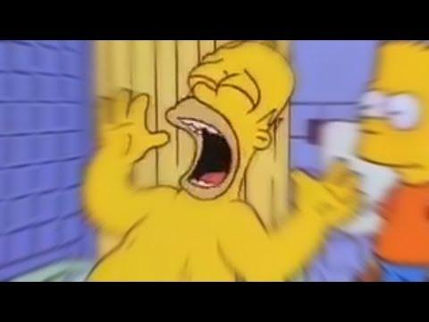 Homer sees beautiful people