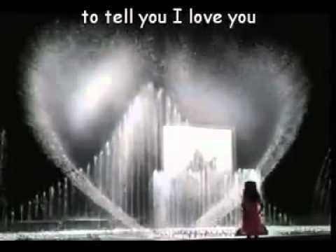 Sarah McLachlan -I Love You