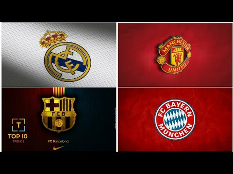 Top 10 Popular Football Club in the World