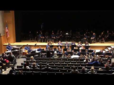 Finland Middle School Jazz Band and 7th Grade Spring Concert 3/15/18