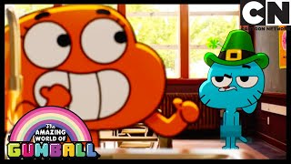 Darwin Follows His Dream | The Advice | Gumball | Cartoon Network