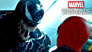 """Kevin Feige REVEALS Venom (Tom Hardy) Meeting Spider-Man (Tom Holland) Is """"Likely"""" - MARVEL NEWS"""