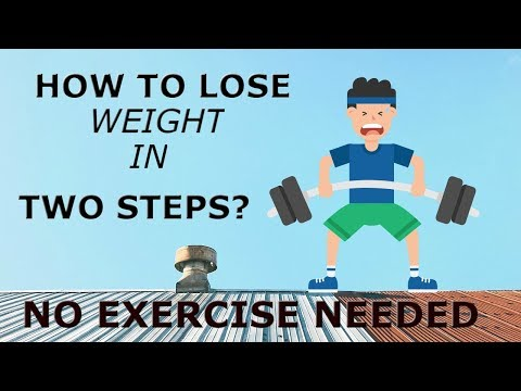 HOW TO LOSE WEIGHT, WITHOUT EXERCISE? Please watch video! (Tagalog)