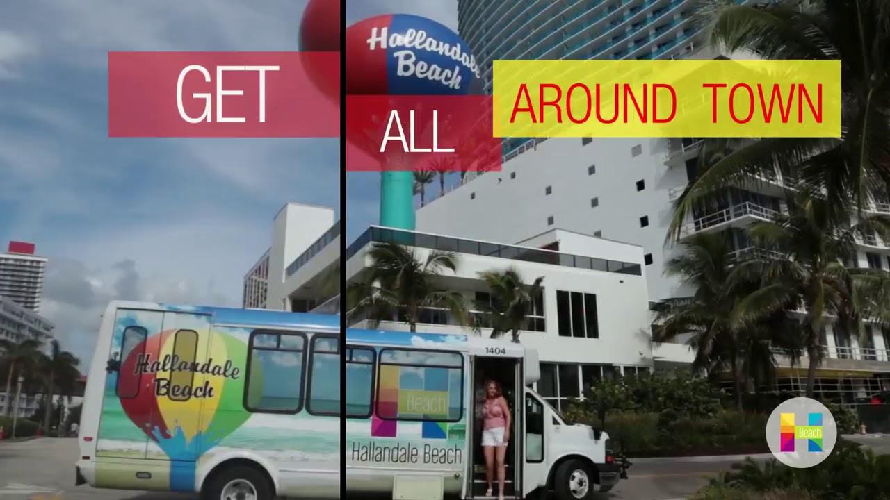 Community Mini Bus Service   Hallandale Beach, FL - Official