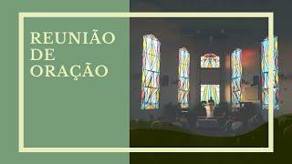 Reunião de oração - Alfredo Neto
