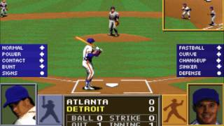 Tony LaRussa Baseball II Gameplay
