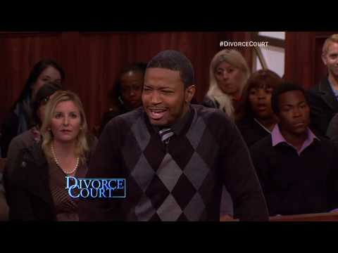 Classic Divorce Court: Exotic Baby Shower Dancer