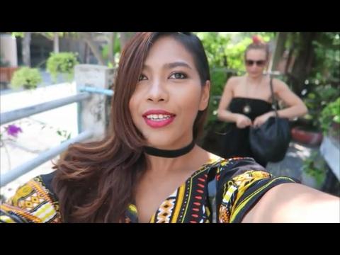 Vlog # 1 Chatuchak Weekend Market / Bangkok / Thailand