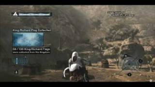 assassins creed king richard flags 44-71 kingdom