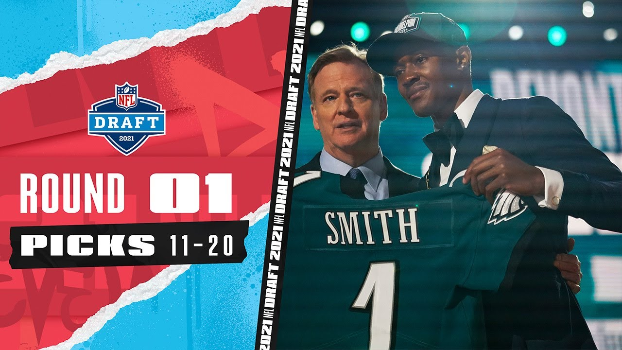 Picks 11-20: 2 More Quarterbacks & the Heisman Winner off the Board | 2021 NFL Draft