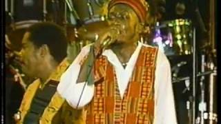 Jimmy Cliff - Save Our Planet Earth - Rock in Rio II [Clear Vision]