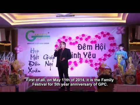Genuine Partner Group Love Prom 2014 - Engsub