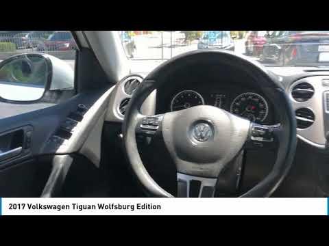 2017 Volkswagen Tiguan Live Woodland Hills CA W1640