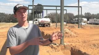 Blake Baggett gives us a tour of his under construction El Chupacab...