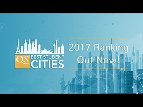 QS Best Student Cities 2017: The Top 10 Best Cities for Students