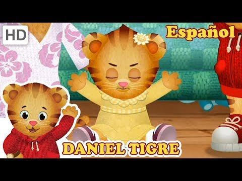 Daniel Tigre en Español - Como se Siente mi Hermana? | Videos para Niños