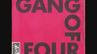 Watch Gang Of Four Armalite Rifle video