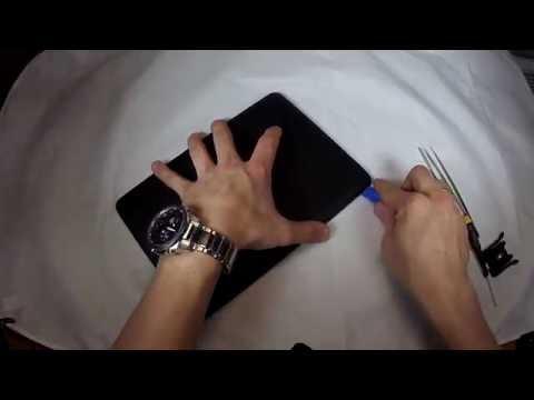 Ремонт планшета ASUS - разборка и ремонт (1 часть)