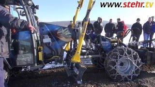 Vorführung Stehr Laser Minigrader SUG 20