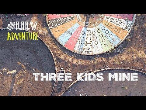 THREE KIDS MINE is a BOAT GRAVEYARD!