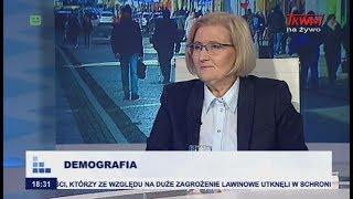Rozmowy niedokończone: Demografia cz.I