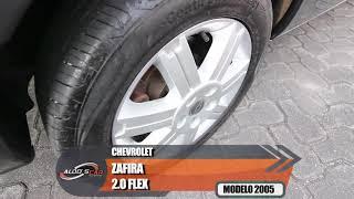 CHEVROLET ZAFIRA ELITE 7 LUGARES TOP DE LINHA É AQUI NA ALDO'S CAR MULTIMARCAS